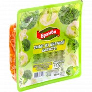 Салат «Брамбо» из цветной капусты, 380 г.