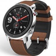 Умные часы «Xiaomi» Amazfit GTR A1902 47mm Stainless Steel Silver.