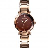 Наручные часы «Skmei» 9180, розовое золото