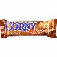 Батончик злаковый «Corny Big» с молочным шоколадом, 50 г.