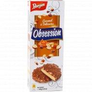 Печенье «Bergen» в молочном шоколаде 140 г.