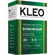 Клей обойный для бумажных обоев «Kleo Optima» на 25-30 м2, 120 г.
