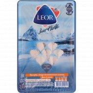 Сельдь атлантическая «Leor» соленая филе в масле, 400 г