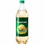 Напиток «Фруктайм» крем-сода, 1л.