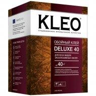 Клей обойный для эксклюзивных обоев «Kleo Deluxe» 350 г + праймер 80 г.