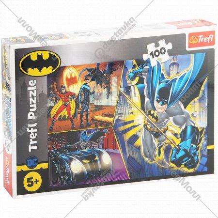 Пазл «Бесстрашный Бэтмен».
