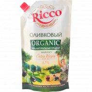 Майонез «Mr.Ricco» оливковый 67%, 400 мл.