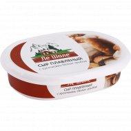 Сыр плавленый «Ле Шале» с кусочками белых грибов, 60%, 125 г.