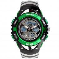Наручные часы «Skmei» 998, зеленые