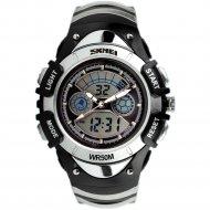 Наручные часы «Skmei» 998, серебряные