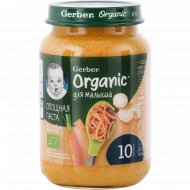 Пюре «Gerber Organic» Овощная паста, 190 г