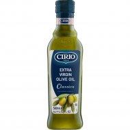 Масло оливковое «Cirio» Extra Virgin нерафинированное, 500 мл.