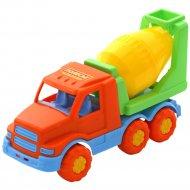 Игрушка автомобиль-бетоновоз «Гоша».