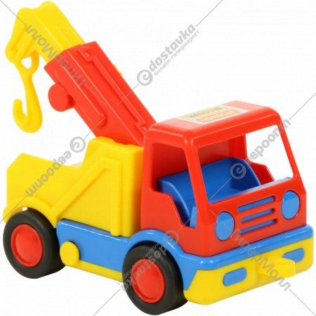 Игрушка автомобиль-эвакуатор «Базик».