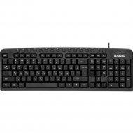 Клавиатура «Defender» Focus HB-470 USB/45470, черный.