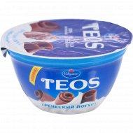 Йогурт греческий «Teos» страчателла, 2%, 140 г
