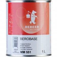 Эмаль «DeBeer» Желто-Оранжевый LF, 540/1, 1 л
