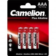 Батарейки «Camelion» LR03BP4,1.5B