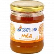 Мёд натуральный «Европейские игры» цветочный, 600 г.