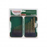 Набор сверл «Hammer Flex» 202-918 DR набор No18 1,0-10mm металл, 15шт.