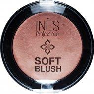 Румяна «INES» Soft Blush, 05, Орех-карамель