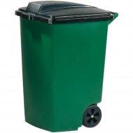 Контейнер «Curver» для мусора на колесах Refuse Container 100 зелёный