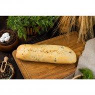 Багет «Шале» с оливками 140 г.