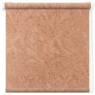 Рулонная штора «АС Март» Крисп, лососевый, 43х175 см