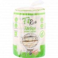 Хлебцы хрустящие «Fit Rice» рисовые, с укропом, 100 г.