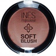 Румяна «INES» Soft Blush, 01, Нежный терракот