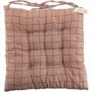Подушка декоративная для стульев, размер: 40 х 40 см.