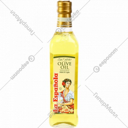 Масло оливковое «La Espanola» Olive Oil, 500 мл.