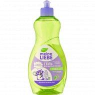 Гель для мытья посуды «Meine Liebe» мелисса и лемонграсс, 500 мл.