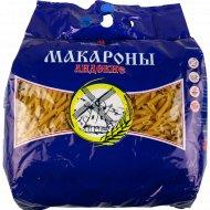 Макароны «Лидские» перья рифленые, 3 кг.