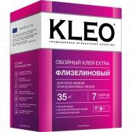 Клей обойный флизелиновый «Kleo Extra» 35 на 35 м2, 240 г.