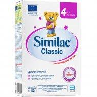 Напиток молочный «Similac Classic 4» 300 г.