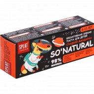 Зубная паста «Splat Junior» сладкий мандарин, 55 мл.