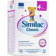 Напиток молочный «Similac Classic 4» 600 г.