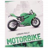 Тетрадь «Motorbike» А5 клетка, 96 листов