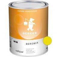 Эмаль «DeBeer» желтый оксид, 2002/1, 1 л
