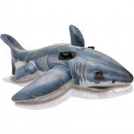 Игрушка надувная «Intex» Акула, 57525, 173х107 см