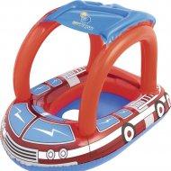 Круг для плавания детский 81х58 см с навесом.