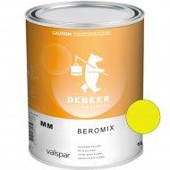 Эмаль «DeBeer» желтый, 2025/1, 1 л