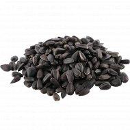 Семена подсолнечника неочищенные, 1 кг, фасовка 0.45-0.55 кг