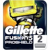 Сменные кассеты «Gillette» Fusion ProShield, 2 шт.