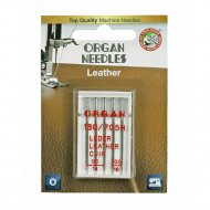 Иглы для кожи «Organ» blister, 5/90-100.