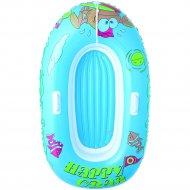 Лодка надувная детская 135x89 см.