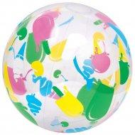 Мяч пляжный надувной детский, 31036.