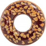 Круг для плавания пластмассовый «Пончик» 114 см.
