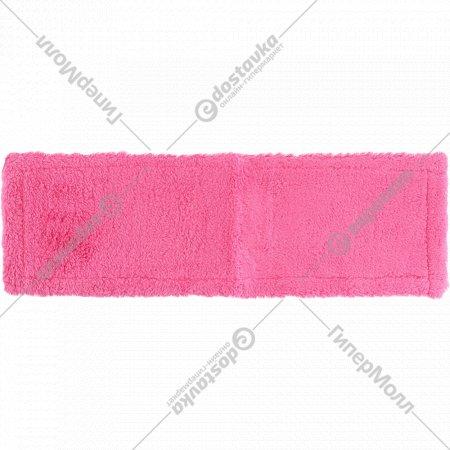 Насадка на щетку для пола текстильная сменная, 15 х 44 см.